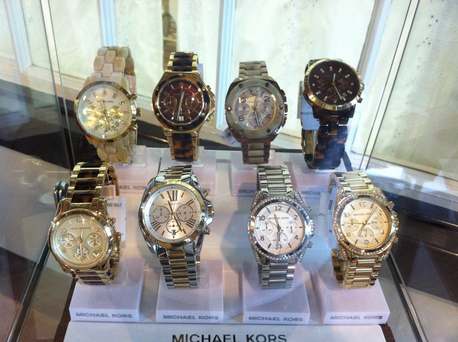 Watches at Bloom Boutique